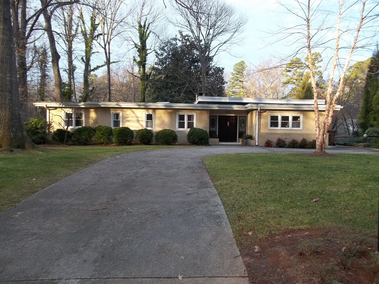 100 1960 split level in nc leesville road middle