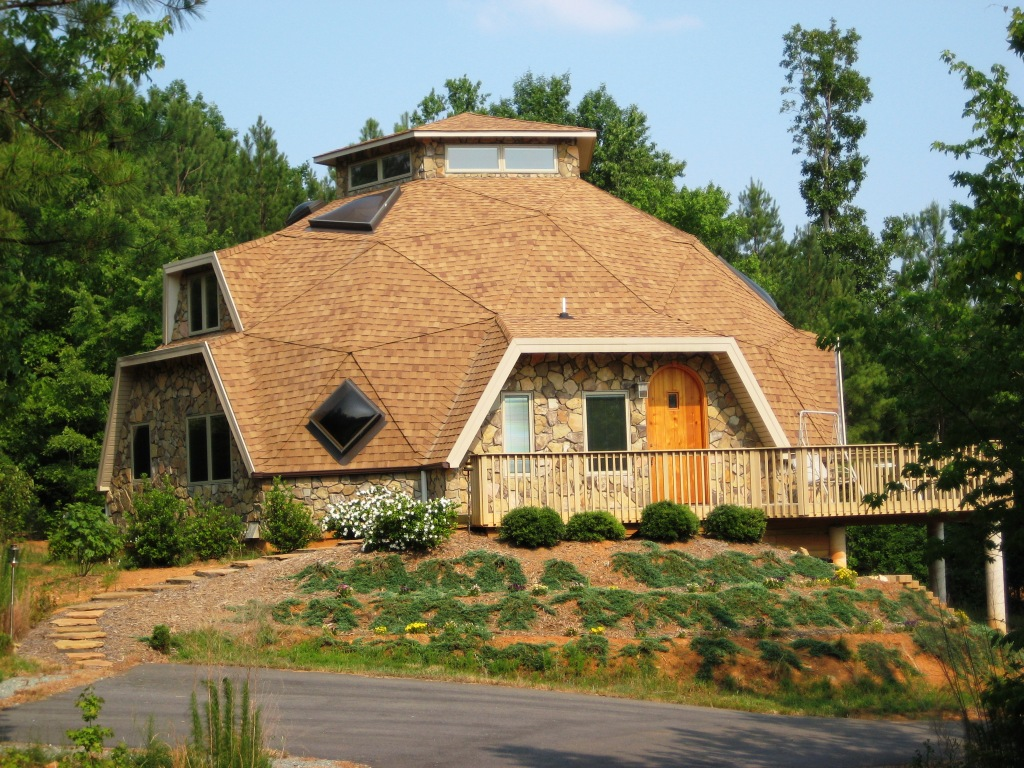 Ncmh domes for Concrete home kits