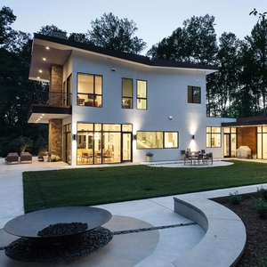 A HOUSE IN TRILLIUM FOREST - Szostak Design