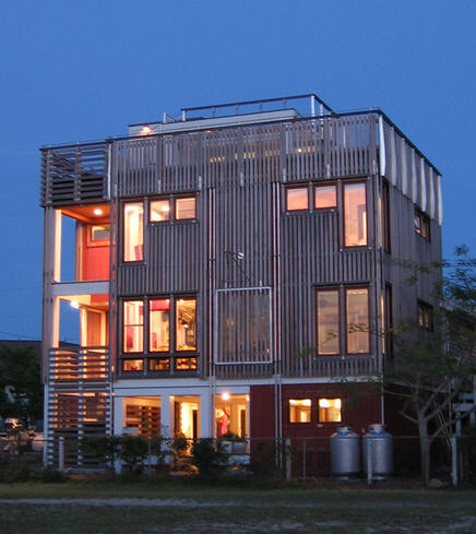 2006 The Alice S Bryant Renovation Aka Half And House 513 North Channel Drive Wrightsville Beach Nc Traditional