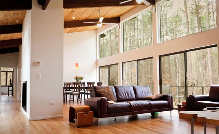 AIA Home Tour Features Amazing Triangle Homes October 6th