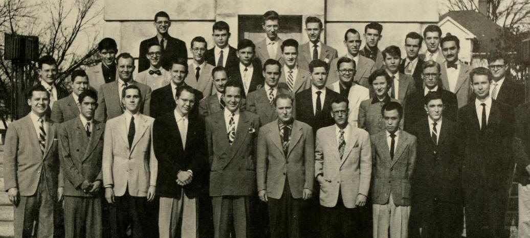 1952 AIA Student Chapter, NCSU School of Design