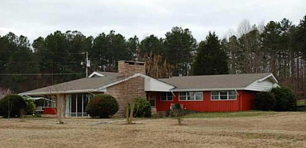 1954   628 East Main Street, Seagrove NC. Stock House Design By Jack  Peterson. It Was A Huge Deal In Town When It Was Built. Sold To Multiple  Owners, ...